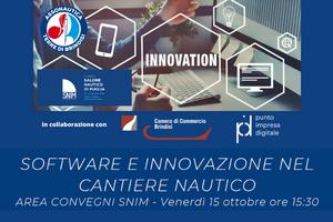 """Convegno """"Software e Innovazione nel cantiere nautico"""""""
