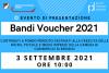 Presentazione bandi voucher 2021